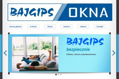 Bajgips Patryk Bajda - Okna Parczew