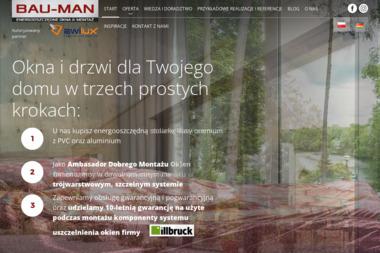 Bauman - Okna aluminiowe Oleśnica