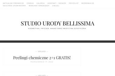 Studio Urody Bellissima - Zabiegi na ciało Kraków