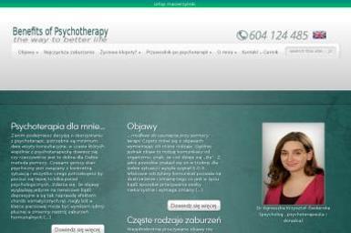 Gabinet Psychologiczno Psychoterapeutyczny Agnieszka Krzysztof-Świderska - Poradnia Psychologiczna Kraków