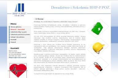 Doradztwo i Szkolenia BHP-PPOŻ. Piotr Jabłoński - Firma Remontowa Sieraków