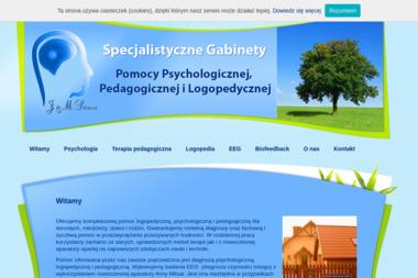 Specjalistyczne Gabinety Pomocy Psychologicznej, Pedagogicznej i Logopedycznej - Psycholog Zamość