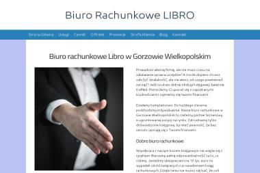 Libro Dorota Grzegolec - Biuro rachunkowe Gorzów Wielkopolski