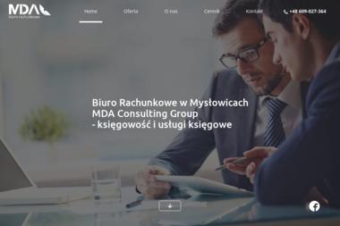 Biuro Rachunkowe MDA - Biuro rachunkowe Mysłowice