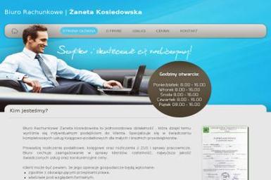 Biuro Rachunkowe Żaneta Kosiedowska - Finanse Rumia