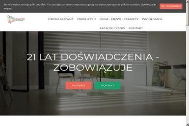P.P.H.U. Mirpol Paranycz Mirosław - Okna aluminiowe Brzeg