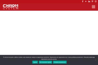 Chromsystem - Schody metalowe Zawada