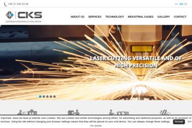 Centrum Konstrukcji Stalowych Sp. z o.o. - Design Przemysłowy Leżajsk