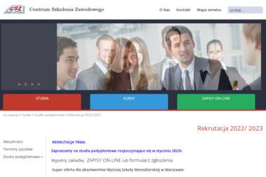 Policealna Szkoła Edukacji Menedżerskiej i Technicznej - Szkolenia menedżerskie Warszawa