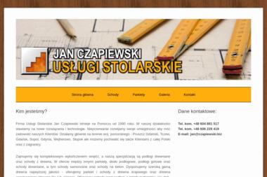 Usługi Stolarskie Jan Czapiewski, schody, parkiet - Schody metalowe Pruszcz Gdański