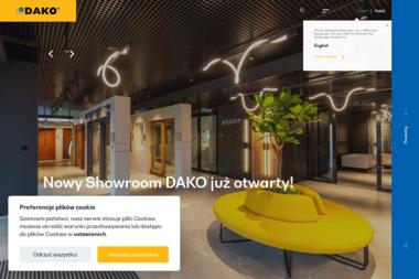 Dako Fabryka Okien Skład Fabryczny - Okna Płock