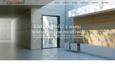 DeCOR84U - Projektowanie wnętrz Katowice