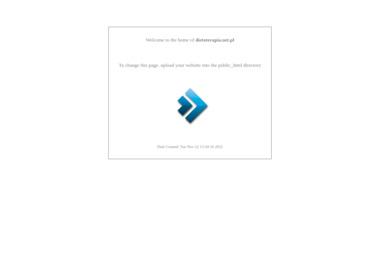 Dietoterapia - Dietetyk Łódź