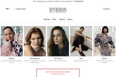 D'Vision Model Management Lucyna Szymańska - Stylista Warszawa