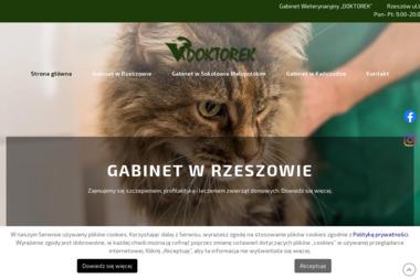 """Gabinet Weterynaryjny """"DOKTOREK"""" - Weterynarz Rzeszów"""