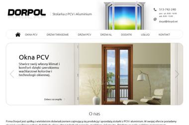 Dorpol Paweł Macnar, Grzegorz Kurdyła - Okna aluminiowe Krosno