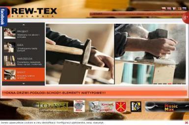 Drew Tex Oszust Marcin - Sprzedaż Okien Aluminiowych Kraśnik