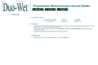 Urszula Ostrowska - Weterynarz Legnica