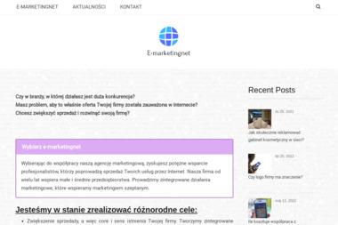 eMarketingNet.pl Sp. zo.o. - Linki sponsorowane, banery Poznań