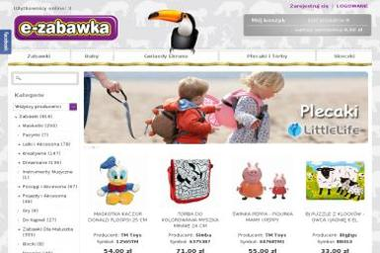 E Zabawka Alicja Płóciennik - Kosze prezentowe Ostrów Wielkopolski