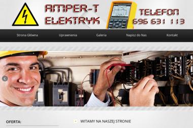 AMPER-T Sp z o.o. - Instalacja Oświetlenia Białogard