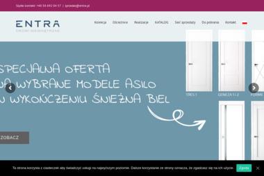 Entra - firmowy salon sprzeda偶y - Schody Stalowe Zewn臋trzne Wrzeszcz