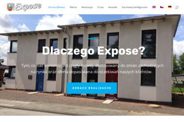 """""""Expose"""" - Okna aluminiowe Lubań"""