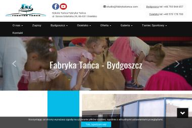 Fabryka Tańca-Szkoła Tańca - Szkoła tańca Bydgoszcz