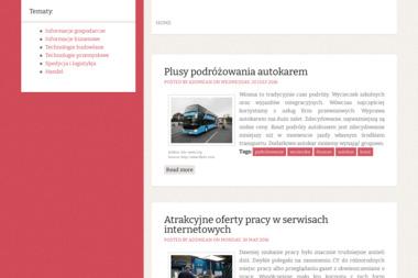 Finco-Stal Profil Sp. z o.o. - Okna PCV Żabia Wola