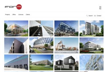 Form Biuro Projektowe Mazurek Monika - Architekci Krajobrazu Wrocław