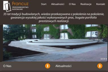 Przedsiębiorstwo Budowlane TF Sp. z o.o. Sp. k. - Budowanie Ścian Kraków
