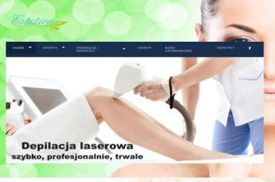 Gabinet Kosmetyczny oraz Studio Wizażu i Charakteryzacji Estetica - Salon kosmetyczny Radomsko
