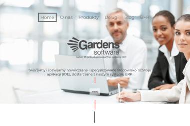 Gardens-Software Sp. z o.o. - Kursy komputerowe Poznań