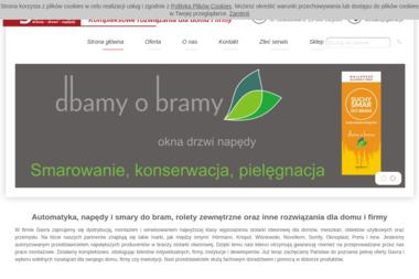 Gavra-Bramy-Drzwi-Automatyka-Okna - Okna drewniane Giżycko