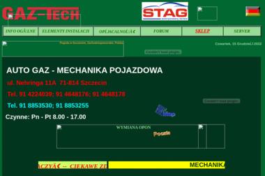 GAZ-TECH - Auto-casco Szczecin