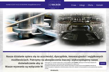 Biuro Brokerów Ubezpieczeniowych Gf Broker Sp. z o.o. - Porady Ubezpieczeniowe Łódź