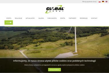 Global Energy Group Sp. z o.o. - Studnie głębinowe Szczecin