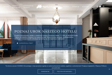 Grand Chotowa Hotel SPA & Resort - Hotel Spa Chotowa