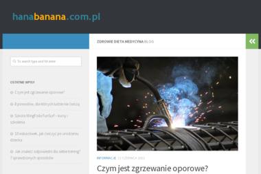 Hana Banana - Kosze prezentowe Tenczynek