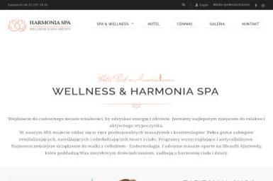 WELLNESS & HARMONIA SPA - Masaż Inowrocław