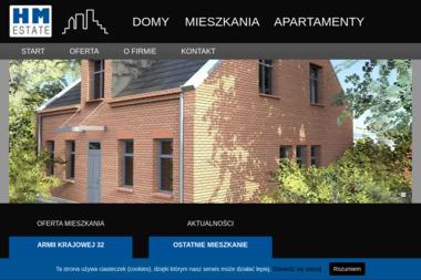 HM Estate Sp. z o.o. Generalne wykonawstwo, budownictwo - Murarz Katowice