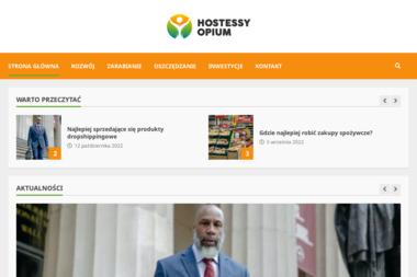 Opium - Ogólnopolska Agencja Hostess i Modelek Agnieszka Banaszczyk - Hostessy na Promocje Warszawa