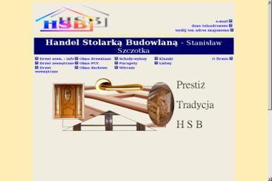 Handel Stolarką Budowlaną HSB Stanisław Szczotka - Schody Dywanowe Kobiór