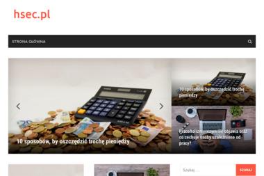 HSEC Sp. z o.o. - Szkolenie Wstępne BHP Kraków