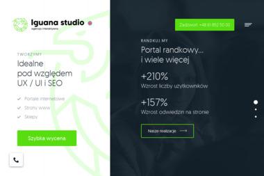 2cd8a5609f7a4f Iguana Studio s.j. Poznań - Opinie, Kontakt .