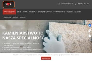 Kamieniarstwo Cebula Adrian Cebula - Blaty kamienne Krosno