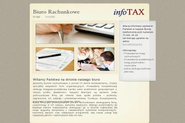 Infotax Joanna Dąbrowska - Biuro rachunkowe Jelenia Góra