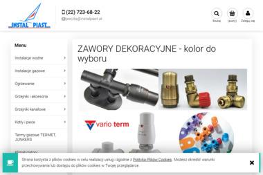 PUH Instal Piast Zarzycki Zbigniew - Sklep Hydrauliczny Piastów
