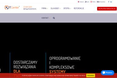 ITCenter Computer Media Consultants - Doradztwo informatyczne Warszawa