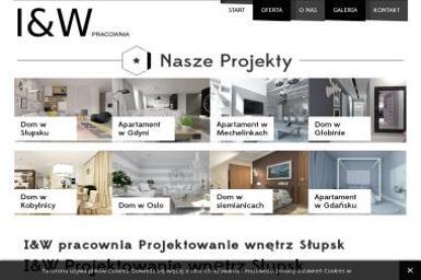 I&W Pracownia - Projekty Wnętrz Włynkowo